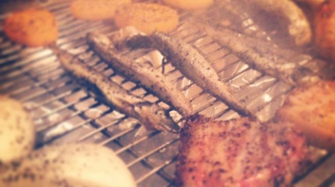 アガリコタラート - 料理写真:燻製の盛り合わせ