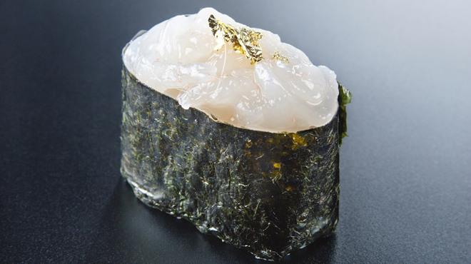 金沢まいもん寿司 梅鉢亭 - 料理写真:富山湾の宝石 『富山湾白海老』 モチっと甘く濃厚な旨味