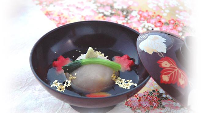 金沢まいもん寿司 梅鉢亭 - 料理写真:加賀料理『蓮蒸し餡かけ』