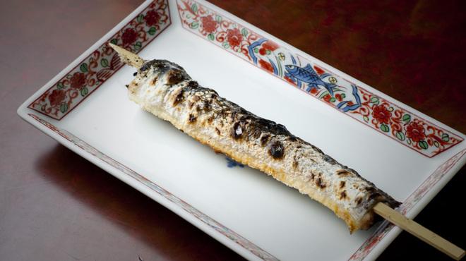 日本橋いづもや - 料理写真:蒲の穂焼き(がまのほやき)蒲焼きの語源となった古代の鰻料理。絶品です。(要予約)