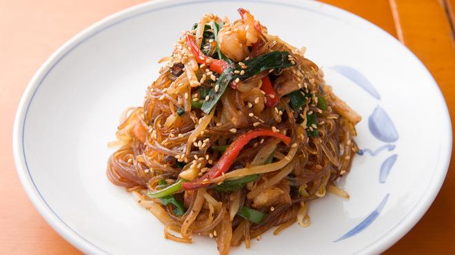 銀座 王十里 - 料理写真:海鮮春雨