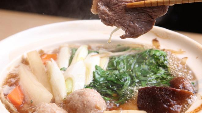 とりっぱ - 料理写真:【冬季限定】ほっと温まるお鍋のレパートリーも充実しております☆