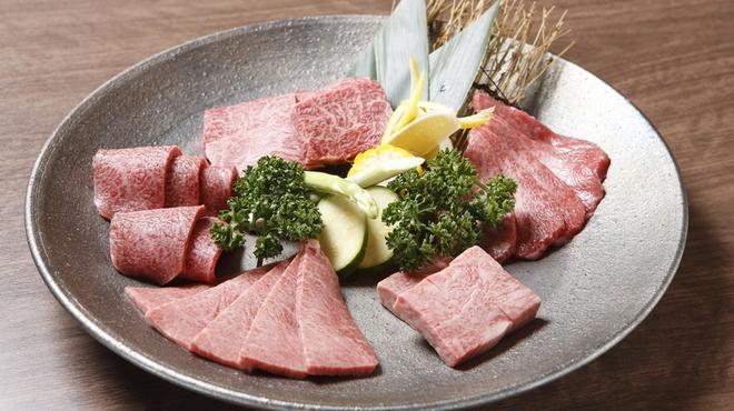 焼肉だん - 料理写真:これが肉の味!教えます