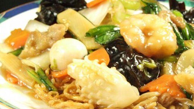春香園 - 料理写真:焼きそば、炒飯、ラーメンなど、気軽に食べられるご飯物も充実♪ランチ営業もしております!!