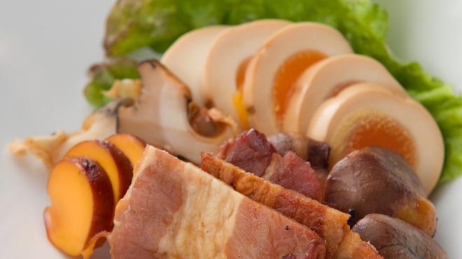 万事快調 - 料理写真:和食料理人の手作り酒肴