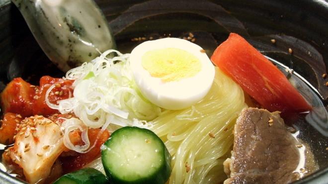 なんこう園 - 料理写真:盛岡冷麺