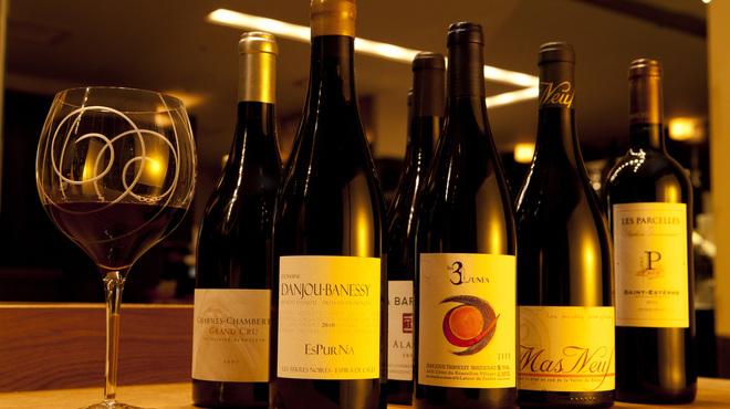銀座Toriya Premium - 料理写真:フランスワイン200種類