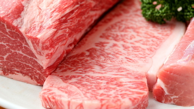 北新地 串柾 - 料理写真:厳選部位の串揚げは格別『但馬牛特選ロース&シャトーブリアン』