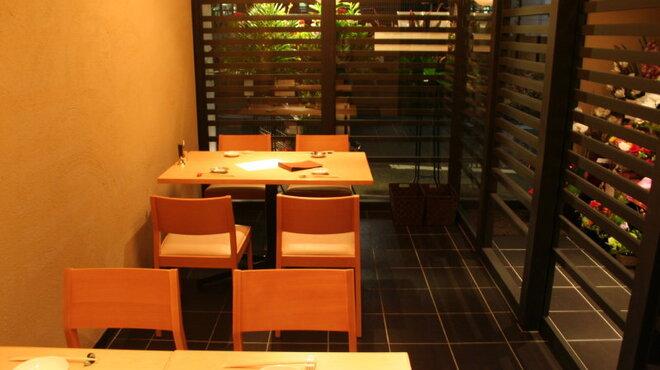 旬菜 いまり - 内観写真:ボックス席 2名~8名