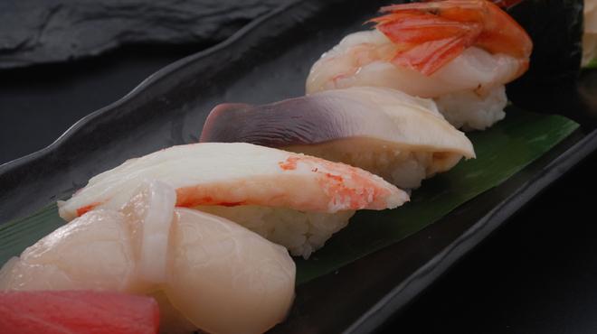 瓢 - 料理写真:握り寿司