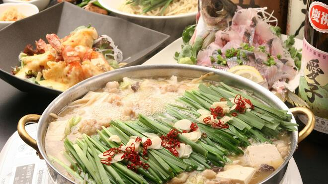 ぶあいそ - 料理写真:各種ご宴会プランも飲み放題付4,000円よりご用意いたしております。