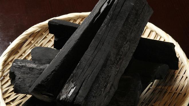 オールドデリー - その他写真:オーブンを一切使用しない備長炭のみ使用した料理をぜひ堪能して下さい。