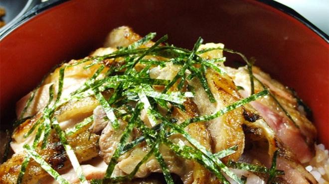 焼鳥とりっぱ - 料理写真:ひつまぶし