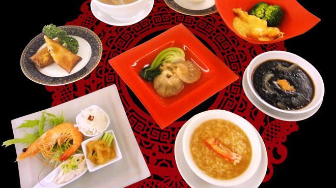 中国料理 桂亭 - 料理写真:ふかひれ三昧コース