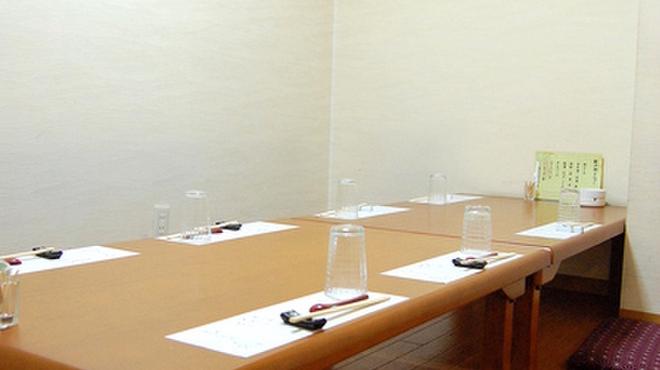桐壺 - 内観写真:2人からでも個室がご利用出来ます。