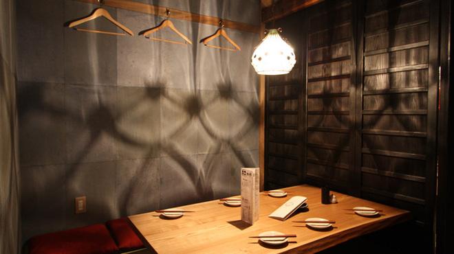 ジョウモン - 内観写真:完全個室完備/各種ご宴会に4名様から最大30名様まで!