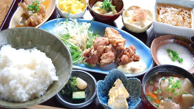 桜座蔵 - 料理写真:日替わり桜御膳