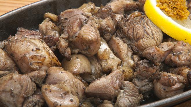 鳥の里 - 料理写真:☆鳥の炭火焼☆