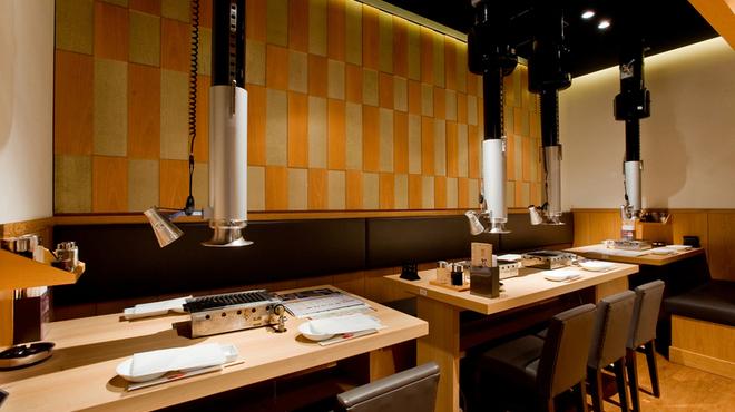 ぴゅあ - 内観写真:14名様までの半個室