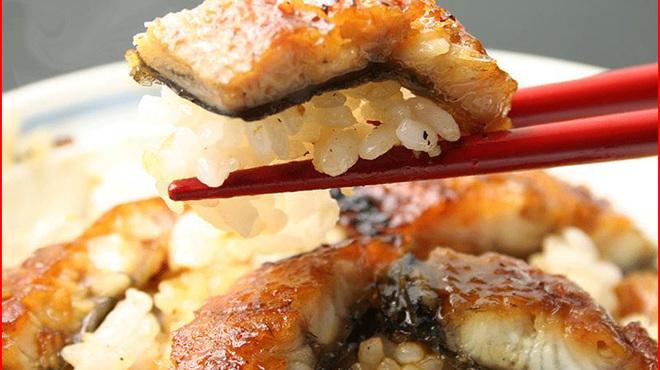 魚料理専門 魚魚一 - 料理写真:うな飯