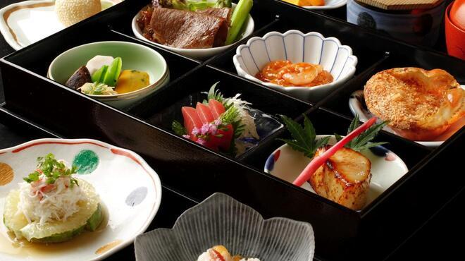 瀬里奈 - 料理写真:お楽しみ昼膳