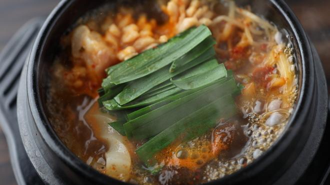 肉彩TEPHA - 料理写真:チゲ 650円