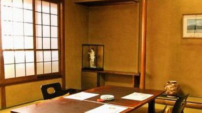 辰巳 - 内観写真:のんびりおくつろぎいただける座敷もご用意しております。(要予約)