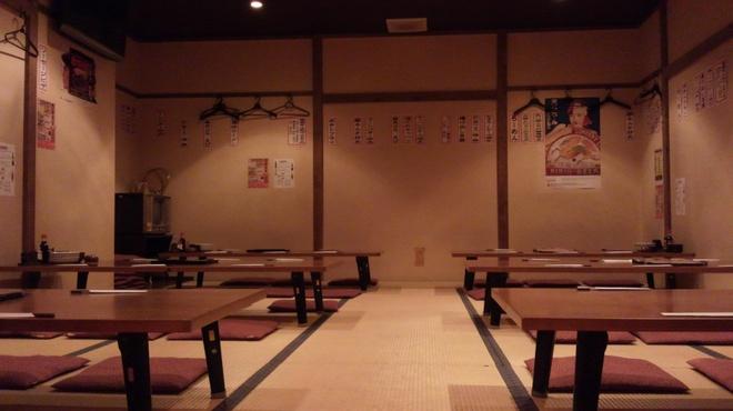 居酒屋 岡崎商店 - 内観写真:お座敷(最大約40名まで)