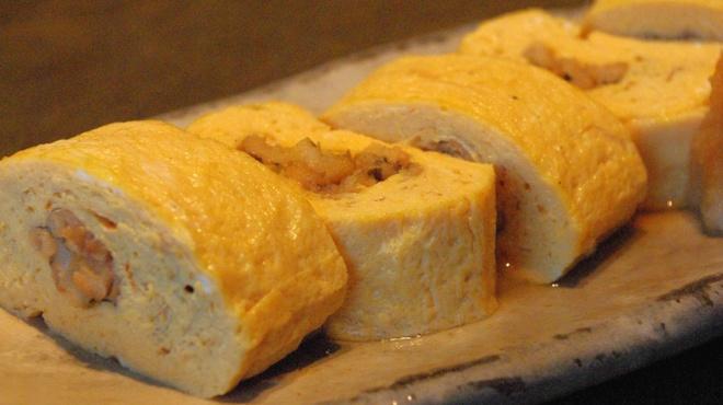 小割烹 おはし - 料理写真:出し巻き玉子
