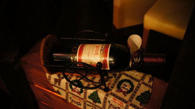 創作鉄板焼き 風紋 - 料理写真:ワインもご用意しております
