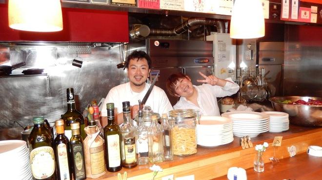 Pizzeria LUMEN - 内観写真: