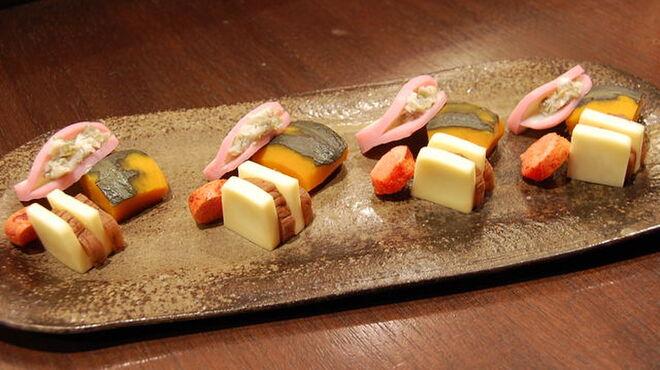 横浜くるわ - 料理写真:前菜盛り合わせ