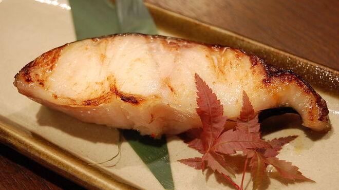 横浜くるわ - 料理写真:銀ダラ西京焼