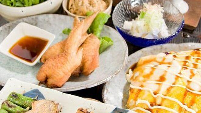 鳥吉 - 料理写真:各種ご宴会にはコースメニューを是非!