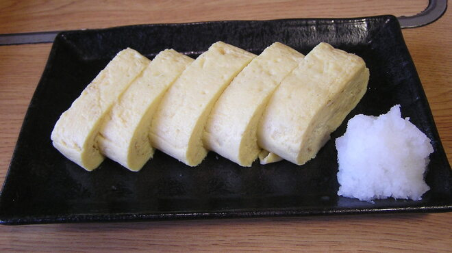 居酒屋 大漁 - 料理写真:出汁巻き