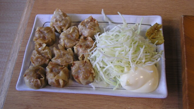 居酒屋 大漁 - 料理写真:揚げシュウマイ