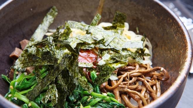 焼き肉 和み - 料理写真:ビビンバ