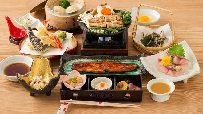 うなぎ福本 - 料理写真:うなすき焼きコース