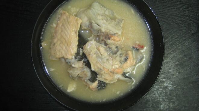 廻鮮寿司処 タフ - 料理写真:あら汁