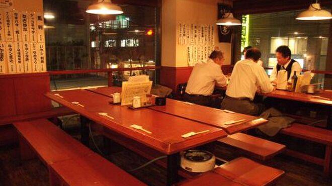 傳八 - 内観写真:テーブル 14名様