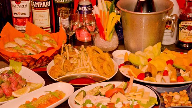 J's F.O. - 料理写真:パーティー料理