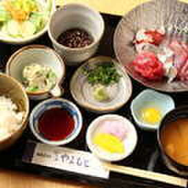 和乃匠 やまもと - 料理写真:女性に人気!『海鮮黒納豆御膳』1000円