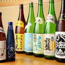 和乃匠 やまもと - 料理写真:こだわりの美味しい日本酒も豊富にご用意!