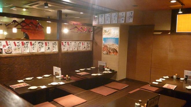 博多酒場きなっせい - 内観写真:最大宴会30名様までご利用できます。貸切もご相談ください。