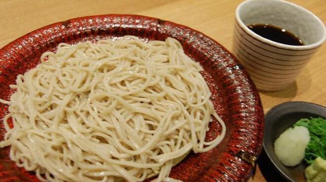 旬野菜 和料理 いし井 - 料理写真:手打ち二八そば(国産そば粉を使用)