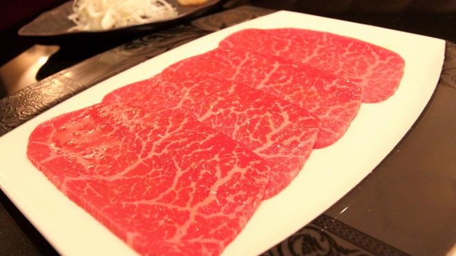 焼肉 いのうえ - 料理写真:あっさりしながらも、やわらかいカメノコ!