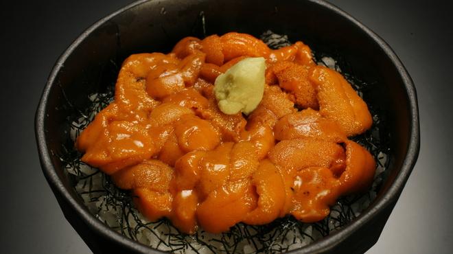 おたる政寿司 ぜん庵 - 料理写真:うに丼