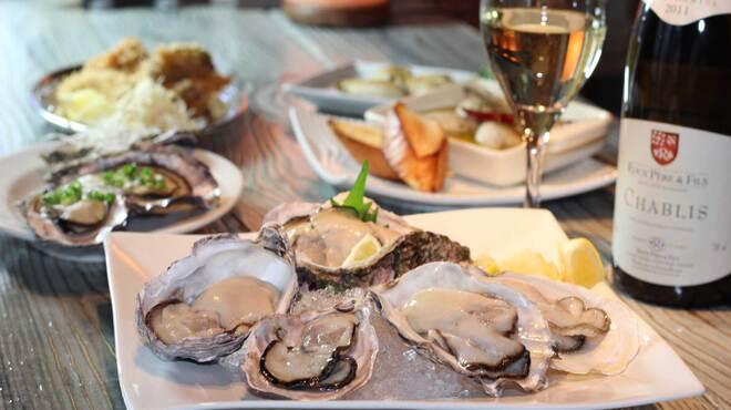 牡蠣 HachiRou 86 - 料理写真:oyster