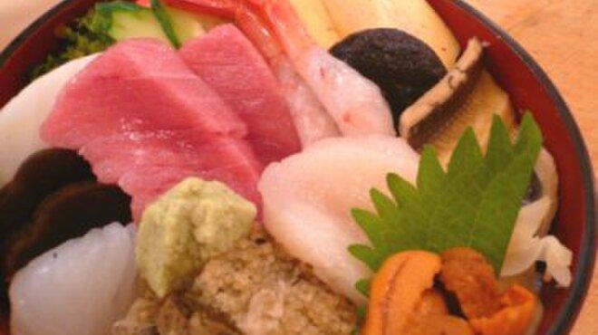 すし屋の芳勘 - 料理写真:竹のちらし