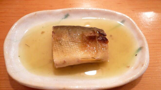 すし屋の芳勘 - 料理写真:小鉢料理